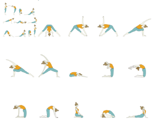 Heart Opening Yoga Sequence with Backbends