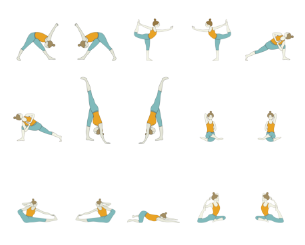 Hip Opening Yoga Sequence Advanced Level