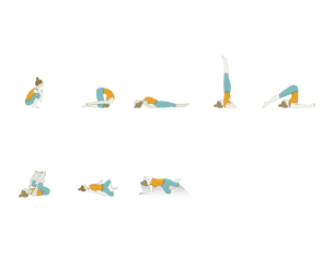 Nightime Yoga Sequence