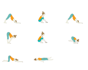 peak pose yoga sequence  tummee