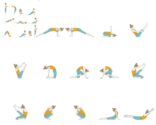 Yoga Sequence for Abs and Core (Intermediate)