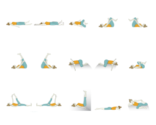 Yoga Sequence for Runners (Post Running Recovery)