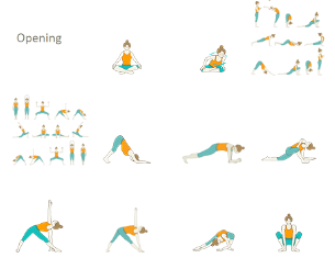 Yoga for Women: Yoga Sequence for Menstruation